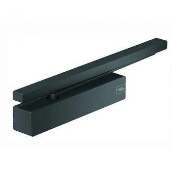 Dorma deurdranger TS98 XEA zwart RAL9005 met glijarm